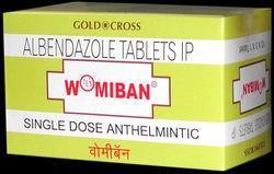 Womiban Albendazole Tablets / Suspension