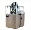 Tablet Compression Machine - Double Rotary Tablet Press