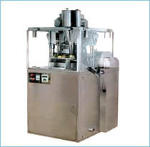 tablet compression machine double rotary tablet press