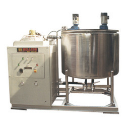 Water Cooled Milk Chillers