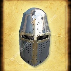 Medieval Knight Tournament Helmet