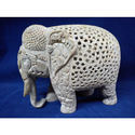 Stone Carved Elephant