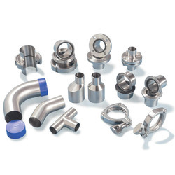Stainless Steel Pharmaceutical Fittings