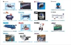 List Of Machinery