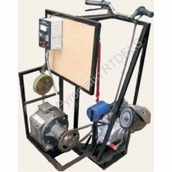 Single Cylinder Petrol Engine Test Rig With Eddy Current