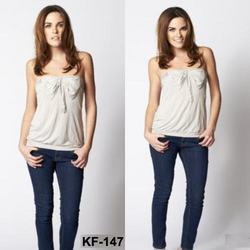 Cotton Knit Wear Top