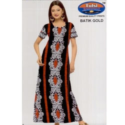 Amber Girls Cotton Maxi