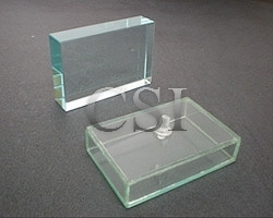 Glass Slab