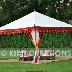 Garden Wedding Tent