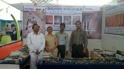 Dolphin Surgicals Attending The Conference In Varanasi