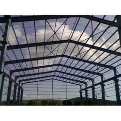 Pre Engineered Metal Frame Building
