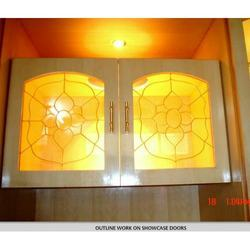 Stained Glass Ideas for Kitchen Cabinet Doors | Cabinet Doors Kitchen