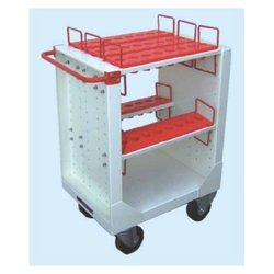 CNC Tool Holder Trolley (Square - Type)