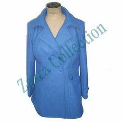 Ladies Jackets and Coats (Woolen)