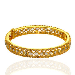 Indian Ethnic Diamond Bangle
