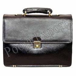 Leather Office Portfolio Bag ( Product Code: RBS002)
