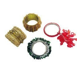 Beads Napkin Ring