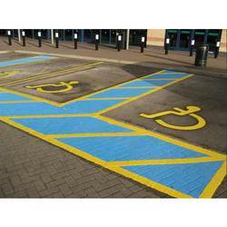 Commercial Road Marking Services