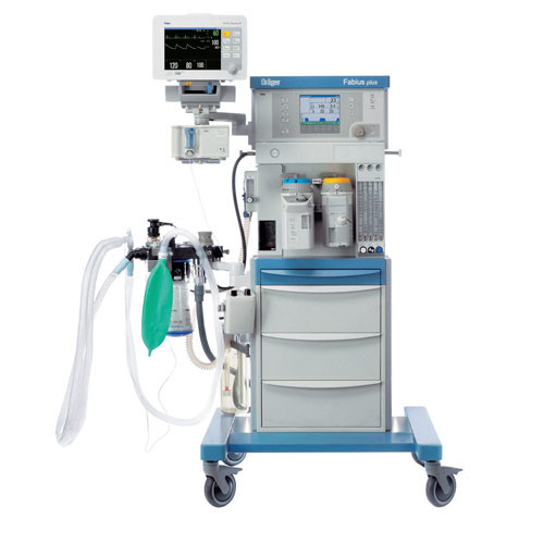 Fabius Plus Anaesthesia Workstation