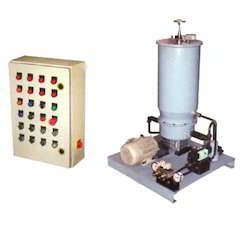 Two Line Lubrication System