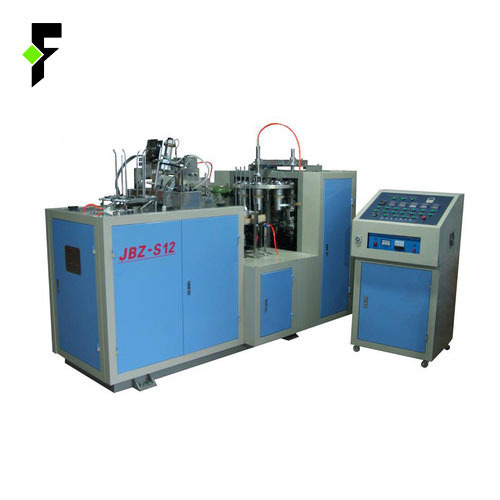 Ultrasonic Double PE Coated Paper Cup Forming Machine