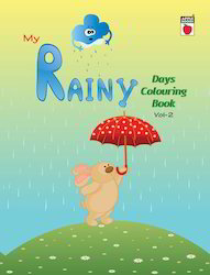My Rainy Day Coloring Book Vol-2