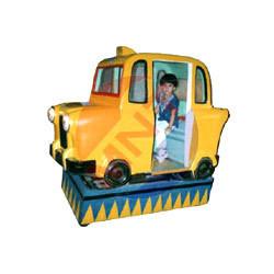 Amusement Car Ride