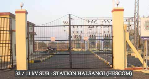 Electrical Project (HALSANGI)