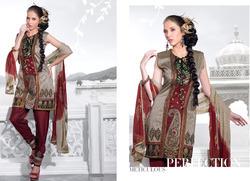 Ethnic Fabric Salwar Kameez