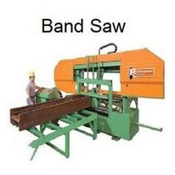 Band Saw Steel Structure Line