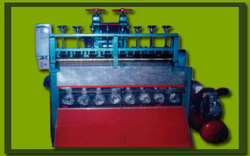 Automatic Wires Scrubber Making Machinery