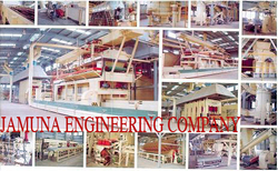 Plywood Machines & Particle Board Production Line