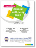 Psychological Tests-Manual for General Well Being Scale