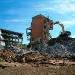 Demolition & Dismatiling Services
