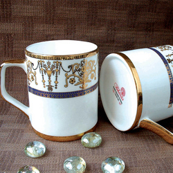 Mug Small Gold Series
