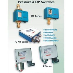 Pressure and Differential Pressure Switches