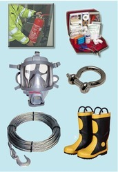 Fire Safety Devices And Equipments
