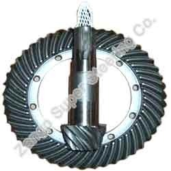 Industrial Crown Wheel Pinion