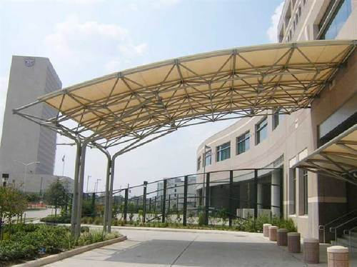 Industrial Fabrications Steel Space Frame Manufacturer
