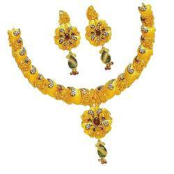 VKG 1001 Gold Necklace Set