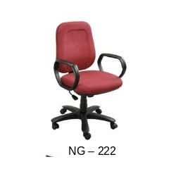 Classic Red Office Chairs
