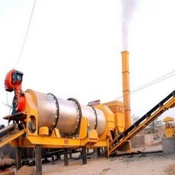 Hot Asphalt Mixing Plant