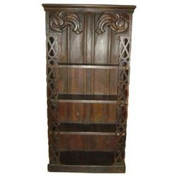 Wooden Bookcase M-0905
