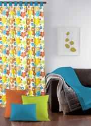 Fashion Design Curtain