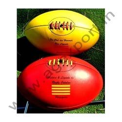 Australian Rules Rugby Balls