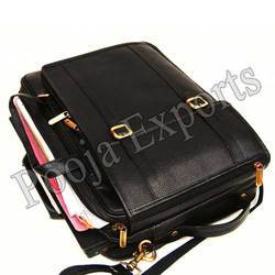 Leather Executive Bag ( Product Code: RBS07.)