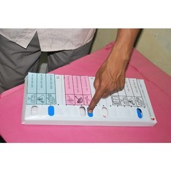 voter machine demo