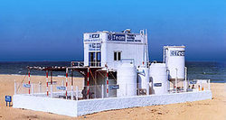 First Sea Water Desalination Plant