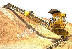 Paving Equipments (Conveyor On Slope)
