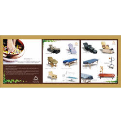 Spa Massage Equipments